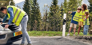 Pechhulp in Nederland en Europa met ANWB Wegenwacht