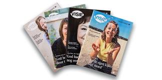 3 maanden Visie magazine voor €15