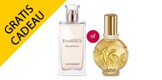 Gratis cadeaus bij je bestelling bij Yves Rocher