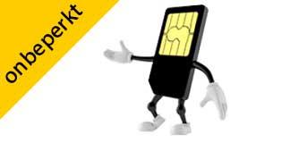 Onbeperkt bellen, internetten en sms bij Budget Mobiel