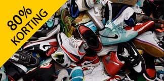 Tot 80% korting op sneakers bij Wehkamp