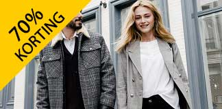Goedkoop fashion van top tot teen bij Spartoo