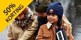 Tot 50% korting op kinderkleding van Kixx Online