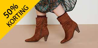Outlet bij Torfs met 50% korting op schoenen