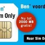 ben-sim-only-actie