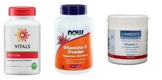 Top 10 meest aangevraagde vitaminen