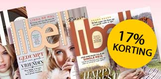 17% korting op Libelle Magazine