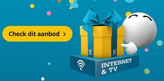 Krijg €45 tot €60 korting bij Oxxio internet, tv en telefonie