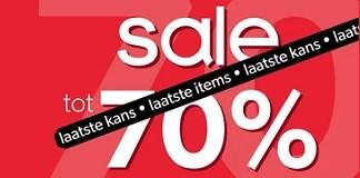 Tot 70% korting bij Wehkamp tijdens de Final Sale
