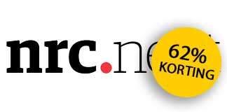nrc.next 1 jaar digitaal met 62% korting