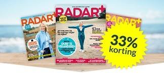 3x Radar+ voor slechts €10 en stopt automatisch!