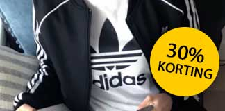 30% Mid Season Sale bij Adidas
