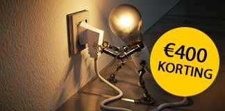 UnitedConsumers energie: tot €400 korting op je rekening!