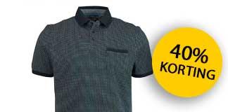 Tot 40% korting op kleding bij Bos Men Shop