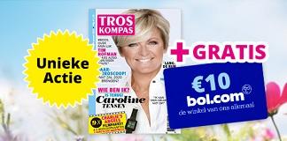 Troskompas + gratis Bol.com cadeaukaart