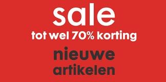 HEMA sale verlengd. Ontvang tot 70% korting!