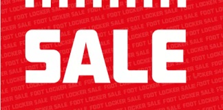 Foot Locker SALE tot 50%, al vanaf €4,99