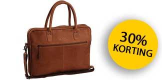 Tot 30% korting op tassen en koffers tijdens de sale