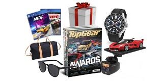 Gratis cadeau naar keuze bij Topgear Magazine