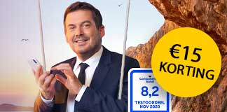 Youfone sim only overstapdeals + €15 korting!