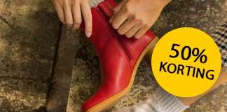50% korting bij Camper Shoes
