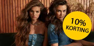 GUESS sale + 10% EXTRA korting
