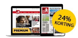 Brabants Dagblad 1 jaar digitaal met 24% korting