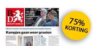 brabants-dagblad-proberen-aanbieding