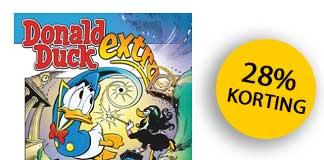 3x Donald Duck EXTRA voor €10 (stopt automatisch)
