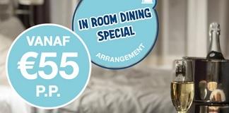 Fletcher Room Diner special vanaf €55