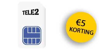Tele2 Unlimited al vanaf €20 per maand verkrijgbaar