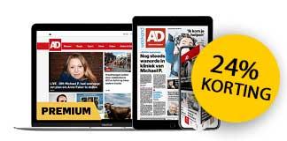 AD digitaal met 24% korting lezen