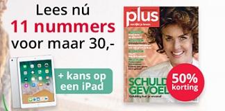 plus-magazine-ipad-aanbieding