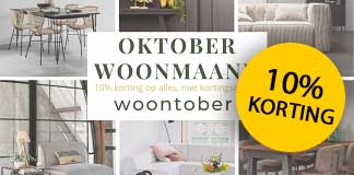 oktober-10korting