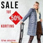 Sale bij The Stone! Tot 50% korting op >40 mode topmerken!