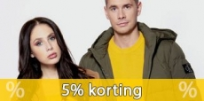 5% korting bij Dress for Less