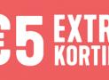 €5 korting bij Holland and Barrett vanaf €50