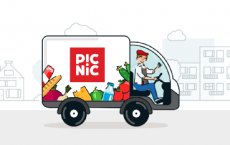 Picnic: €5 korting + gratis thuisbezorgd
