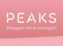 10 euro Gratis bij Peaks met kortingscode