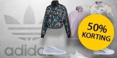 Tot 50% EXTRA korting op de Adidas outlet