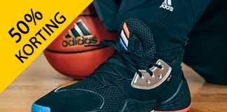 Adidas End of Season met 50% korting