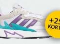 25% EXTRA korting op de Adidas outlet