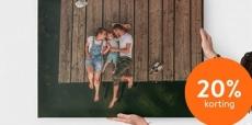 20% korting op wanddecoraties van Albelli