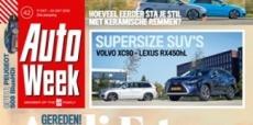 Autoweek proefabonnementen en abonnementen met korting