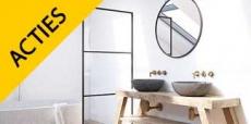 Saniweb voor complete badkamers met korting