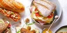 Ontbijt en lunchen bij Bakker Bart