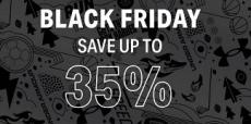 Krijg 35% korting tijdens Black Friday bij Under Armour