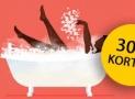 30% korting bij The Body Shop vanaf €50