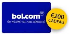 1 jaar Vattenfall + Bol.com cadeaukaart t.w.v. €200
