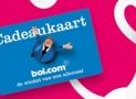 Gratis Bol.com cadeaukaart t.w.v. €150 bij Essent